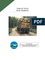 Unpaved Forest Road Handbook