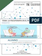 Psicoterapia en el Perú