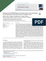 Extracción de arsénico (III) en sistemas acuosos de dos fases_ una nueva metodología para la determinación y análisis de especiación de arsénico inorgánico