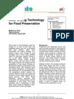 (eBooks) Diy - Energy - Solar Drying Technology for Food Preservation