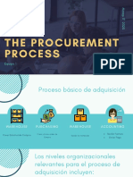 The procurement process Presentacion