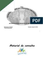 Material complementario de Creencias 2018