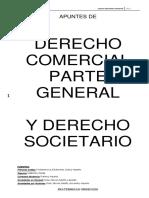 APUNTES DE DERECHO COMERCIAL