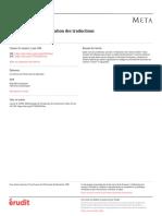 Evaluation 1 FR