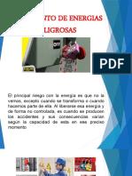 AISLAMIENTO DE ENERGIAS PELIGROSAS