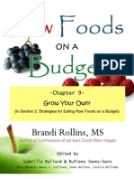 Raw Foods on a Budget