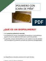 BIOPOLIMERO CON CASCARA DE PIÑA corregido