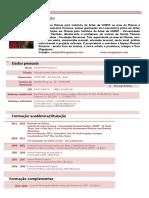 CURRICULO - Profa Ms Daniele Munhoz Garcia - 2019 - atualizado