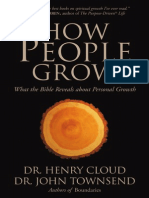 How People Grow by Henry Cloud & John Townsend, Exerpt