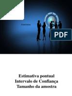 intervalosdeconfiança e estimação(1).pdf