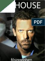 58aaf2ea69 Dr. House - A könyv