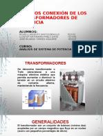 TIPOS CONEXIÓN DE LOS TRANSFORMADORES DE POTENCIA01