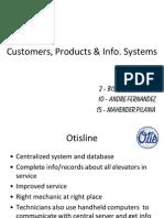 MIS - Customer, Product,Andre_Mahinder_BG