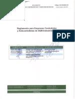 Anexo C_SGI-RE00002-02 - Reglamento para Empresas Contratistas y Subcontratistas (SQM Industrial S.A.)