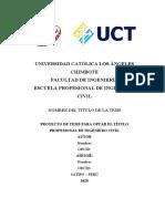 Nueva Caratula Uladech 2020
