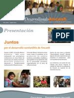 Desarrollando Ancash Año 2, no. 7, Ag 2010