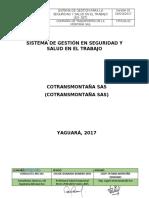 CTM.DA.02. SISTEMA DE GESTION EN SEGURIDAD Y SALUD EN EL TRABAJO.docx