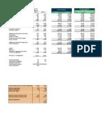 Balance General Empresa Comercial del Norte