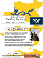 Notebook Page 23 - The Qing Dynasty.pptx