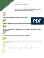 Curso CNDH Personas Discapacitadas Módulo 2