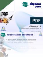 Clase 2 álgebra 2010 (PPTminimizer).ppt