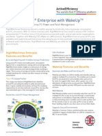NightWatchman Enterprise Product Sheet