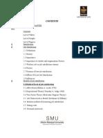Job Satisfaction a Case Study of SEVA Automotive Private