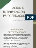 CLASE EVALUACIÓN E INTERVENCIÓN PSICOPEDAGÓGICA.pptx
