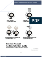 Wireless Grid Manual O
