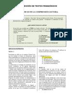 COMPRENSIÓN DE TEXTOS UNMSM - 2016.docx