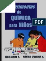 Experimentos de QUÍMICA para Niños Juan Asmat R. - Martha Salvador S (1)