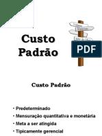 Custo_Padrão