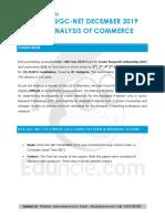 Paper Analysis  of NTA UGC -NET COMMERCE December 2019.pdf