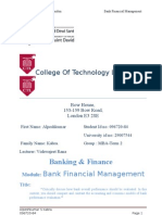 Alpesh Kabra .. Bank Financial Management
