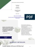 Resumen de artículo de aplicación de método ABC