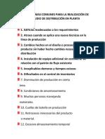 INDICADORES MAS COMUNES PARA LA REALIZACIÓN DE UN ESTUDIO DE DISTRIBUCIÓN EN PLANTAPDF