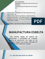 Manufactura Esbelta - Presentación1LEAN mANUFACTORY DIP115PDF