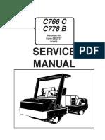 Bomag Hypac C766 C C778 B Workshop Service Repair Manual Download