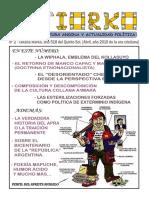 Revista Intiorko Nº02 Año 2010.