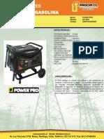 GENERADOR ELECTRICO POWER PRO GE-5500-V GASOLINA PARTMANUAL_ELECTRICA-0
