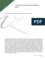Dialnet-Globalizacion Y ViolenciaTransnacional