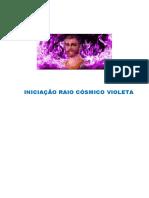 Raio Cósmico Violeta