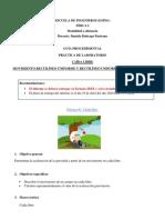 Guía laboratorio caída libre, movimiento y consevación de la energía. copia