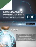 IBGC VIRTUAL - Comunicação em Momento de Crise  - MARA + MARISA (1)