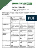 Rúbrica Evaluación final.Lectura y Redacción.docx