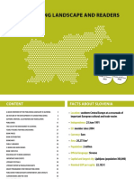 Slovenia Its Publishing Landscape and Readers, JAK RS, 2019