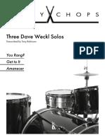 ThreeDaveWecklSolos_TonyRobinson.pdf