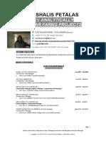 PASHALIS PETALAS CV ANALITICALLY SOLAR FARMS PROJECTS  16.03.2020