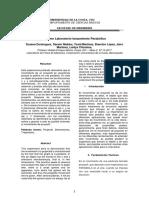 informe de fisica mecanica TIRO PARABOLICO
