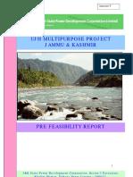 PFR Ujh Multipurpose Project